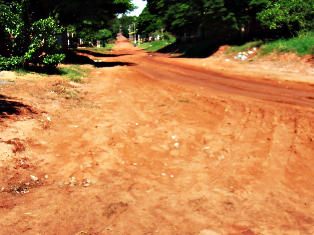 A Vila Alta pouco evoluiu em mais de 30 anos (Foto: Reprodução)