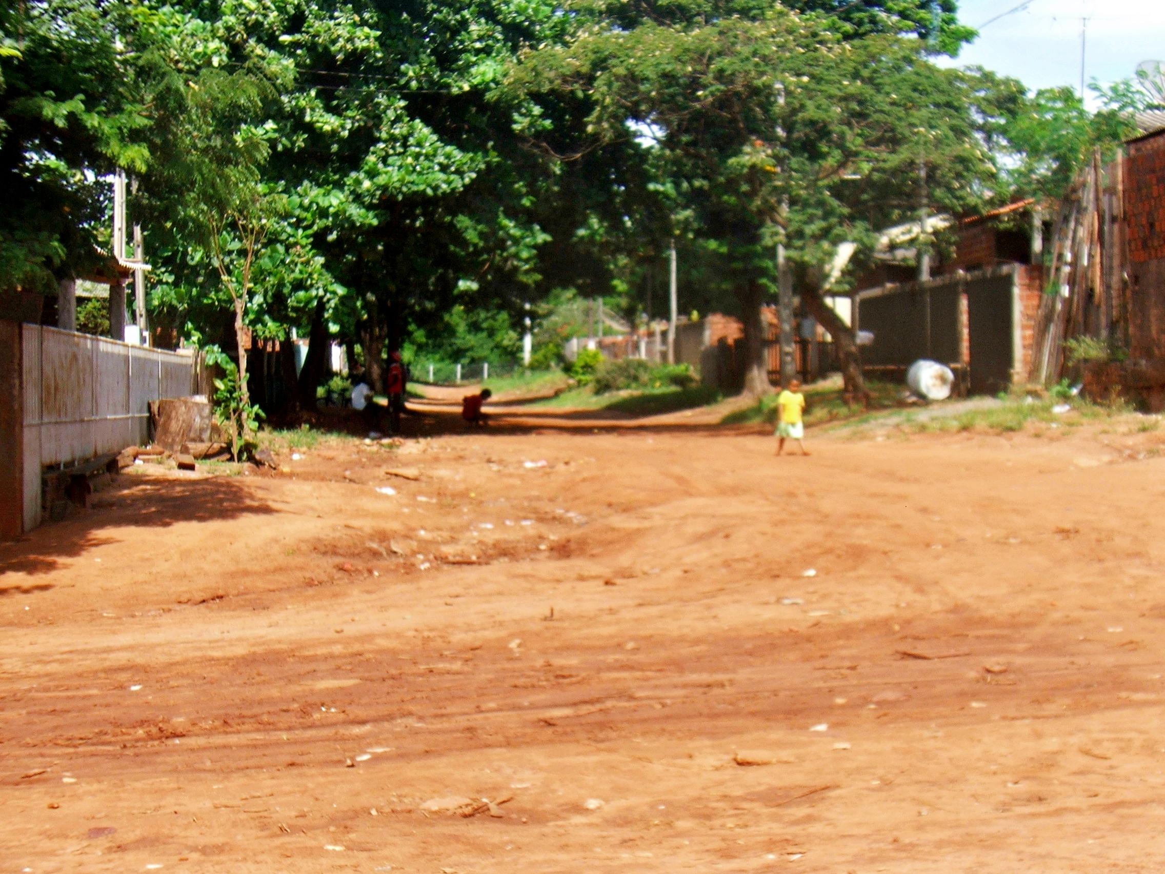 A Vila Alta pouco evoluiu em mais de 30 anos (Foto: David Arioch)