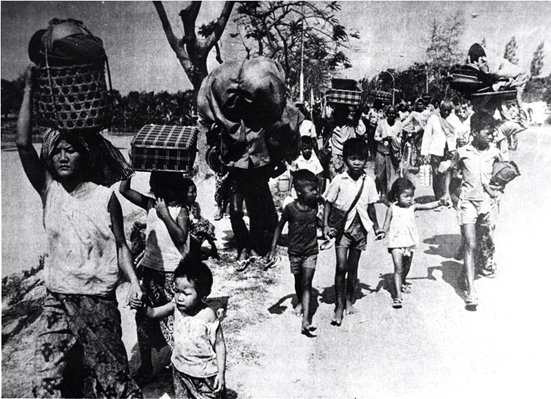 A ditadura do Angkar afetou milhões de cambojanos (Foto: Reprodução)