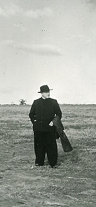 Adalbert Deckert pediu que Goevert escrevesse fatos sobre Paranavaí na revista Karmmel-Stimmen (Acervo: Ordem do Carmo)