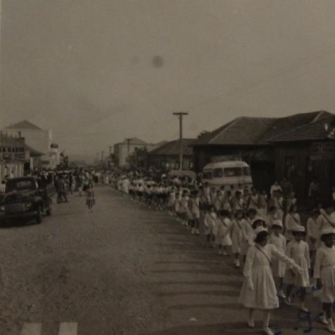 População demorou para se articular socialmente (Foto: Toshikazu Takahashi)