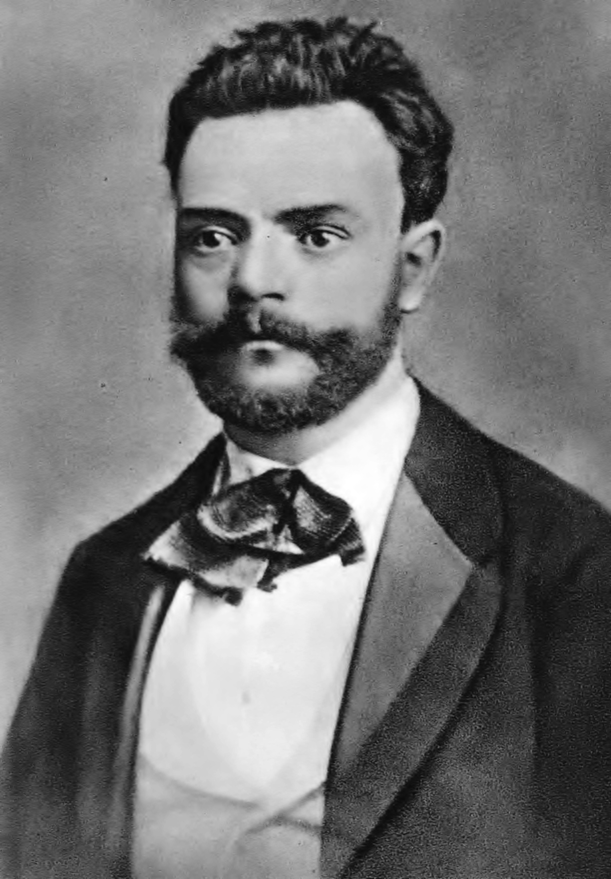 Antonín Dvořák, compositor erudito que estudou o folclore dos Bálcãs (Foto: Reprodução)