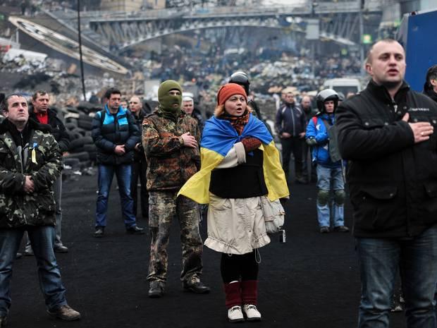 Crise na Ucrânia vai muito além da política e da economia (Foto: Getty Images)