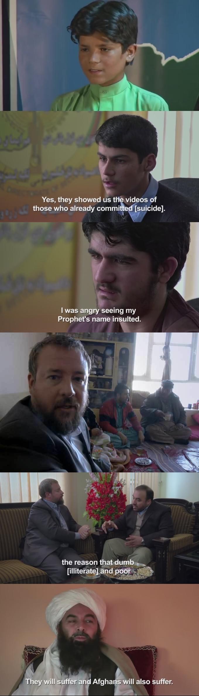"""""""The Killer Kids of the Taliban"""" é um documentário sobre a realidade dos jovens terroristas afegãos (Fotos: Reprodução)"""