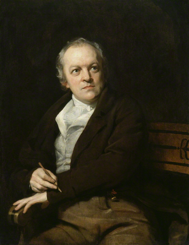 by Thomas Phillips, oil on canvas, 1807